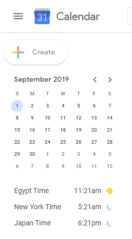 world_clock_view_on_google_calendar