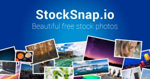 افضل مواقع الصور المجانية لتصميمات خدمتك STOCK SNAP